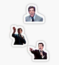John Mulaney NOOOOOOOOOO Sticker