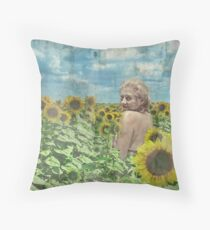 Gone to the Other Side Throw Pillow