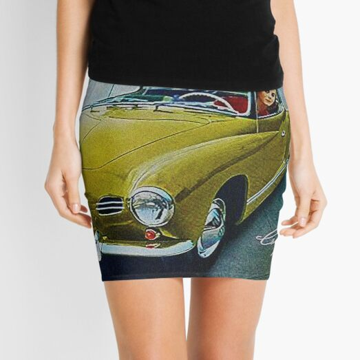 Karmann Ghia, Fabulous Fifties Mini Skirt