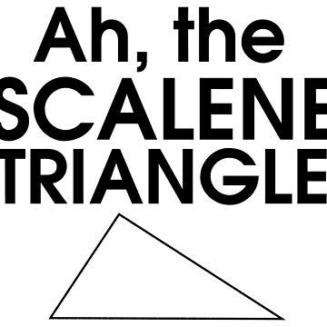 Ah, the Scalene Triangle by ItsameWario