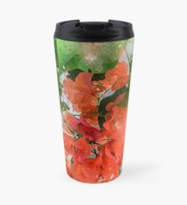 Bouganvillea Perfection Travel Mug