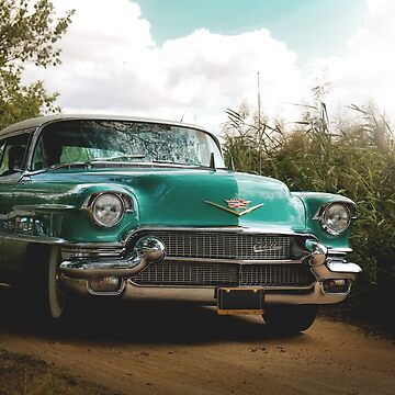 1955 - Cadillac by hottehue