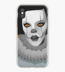 The dancing clown iPhone Case