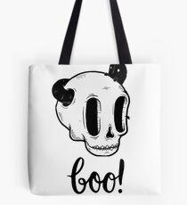 Skull Boo Tasche
