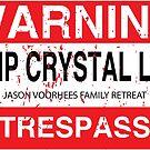 « Cam Crystal Lake sans intrusion » par oldtee