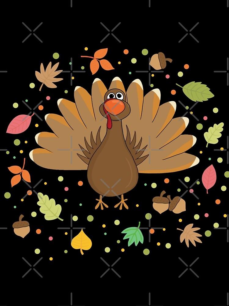 Thanksgiving Turkey by ValentinaHramov