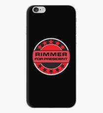 Rimmer For President iPhone Case