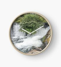 Tumwater Falls Section Clock