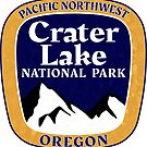 Crater Lake National Park Oregon by MyHandmadeSigns