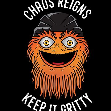Chaos Reigns Keep It Gritty by japdua