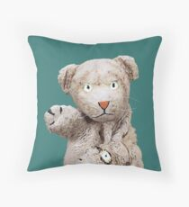 Daniel Striped Tiger - Mr Rogers Throw Pillow