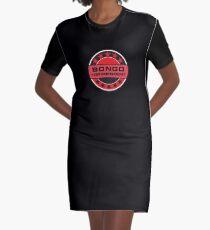 Bongo For President Graphic T-Shirt Dress