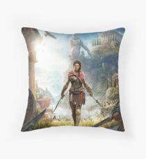 Odyssey Kassandra Throw Pillow