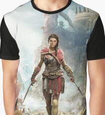 Camiseta gráfica Odisea casandra