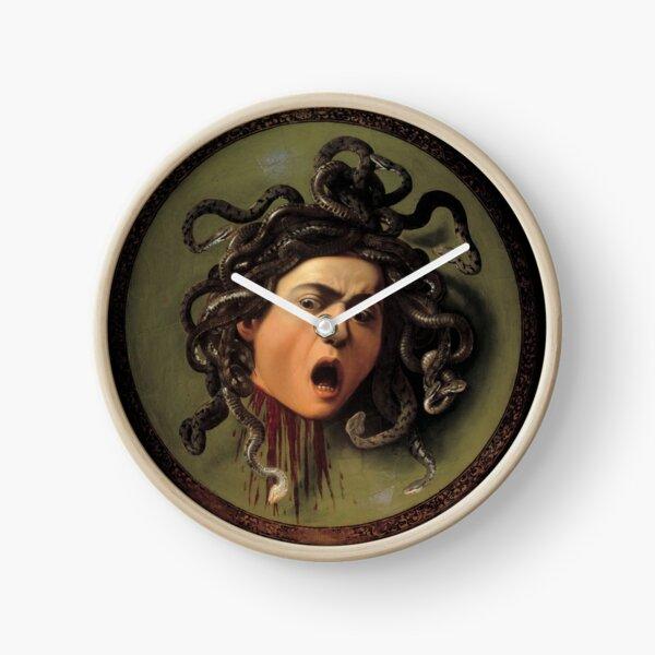 Medusa-Caravaggio Clock