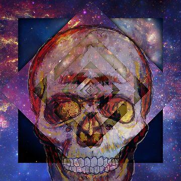 Skull Universe by creepyjoe