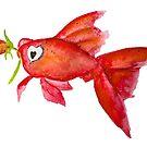 lovers fish by ozgunevren