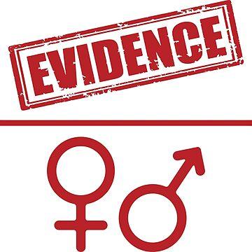 Evidence Over Anatomy by AlternativeArt