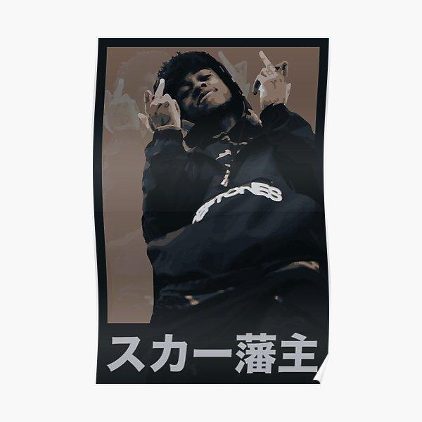 スカー藩主 - SCARLXRD Poster