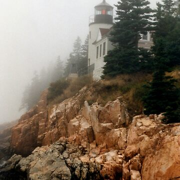 Bass Harbor Lighthouse by suddath
