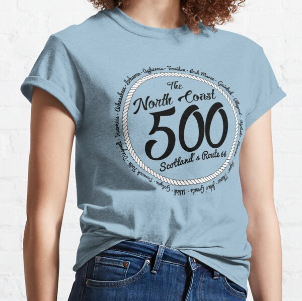 North Coast 500 Classic T-Shirt