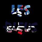 Les Bleus by ihartjoehart