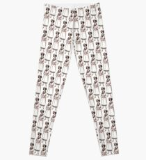 1920s Socialite Leggings