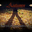 Autumn Card by Greeting Cards by Tracy DeVore