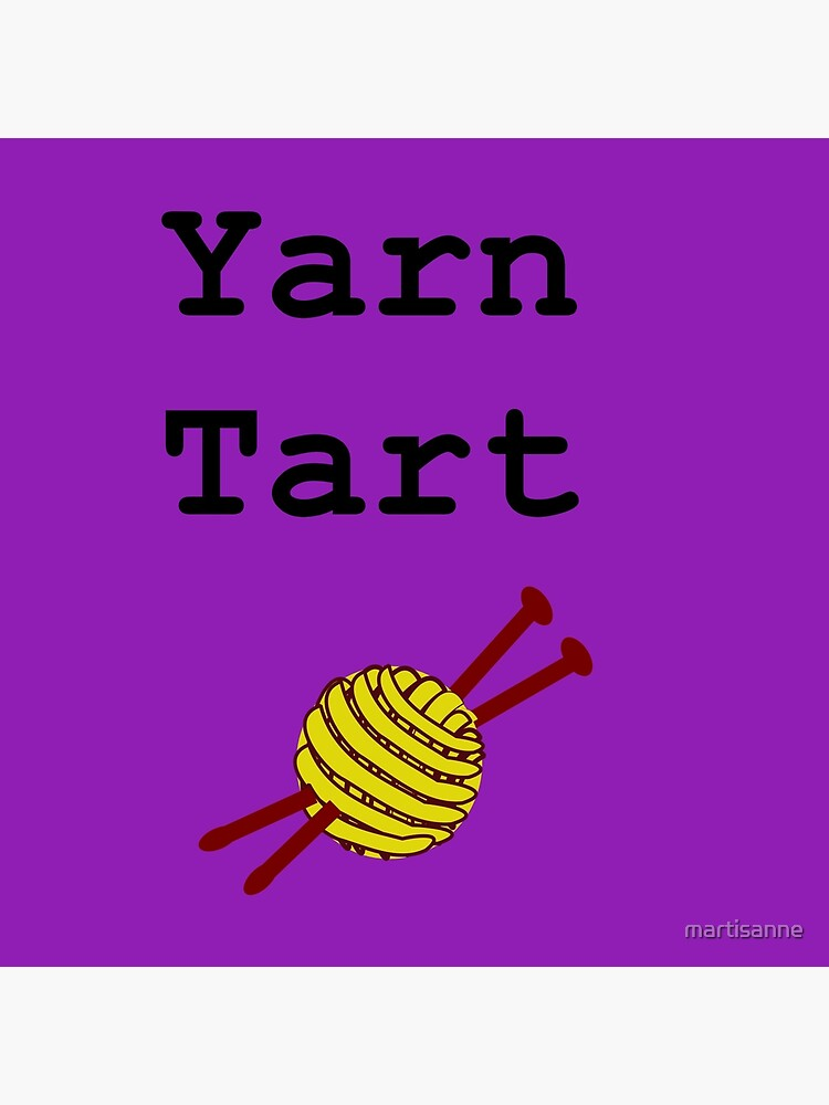 Yarn Tart by martisanne