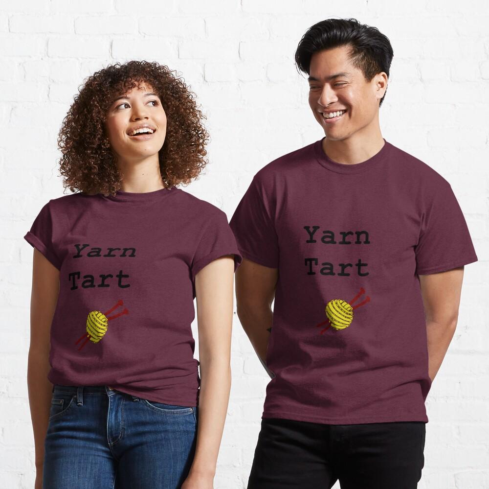 Yarn Tart Classic T-Shirt
