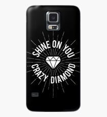 Shine On You Crazy Diamond Case/Skin for Samsung Galaxy