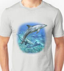 SPOTTED BOTTLENOSE DOLPHIN D Unisex T-Shirt