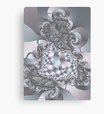 The Unraveling Canvas Print