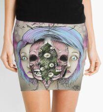 Anatomy of Anxiety Mini Skirt
