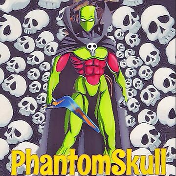 PhantomSkull  by jeugenet