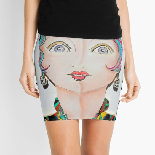 Dolly Dolores Mini Skirt