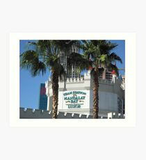 Mandalay Bay In Las Vegas Art Print