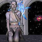Celestial Goddess by Julie Miles
