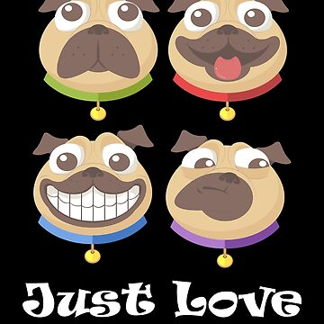 Fanny Pug Reaction by AYmanee