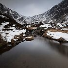 winter pool, corrie fee by codaimages
