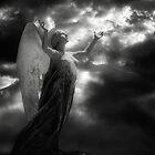 Angel at the Light by olga zamora