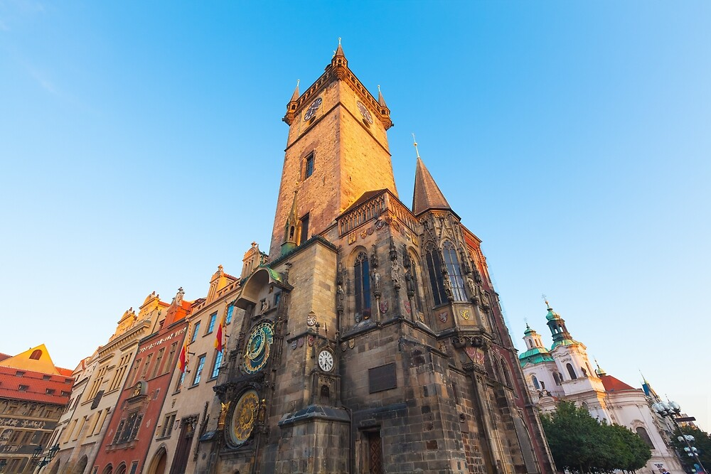 Prague 004 - The Old Town Hall by seeczechia