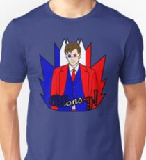 The French Doctor Unisex T-Shirt