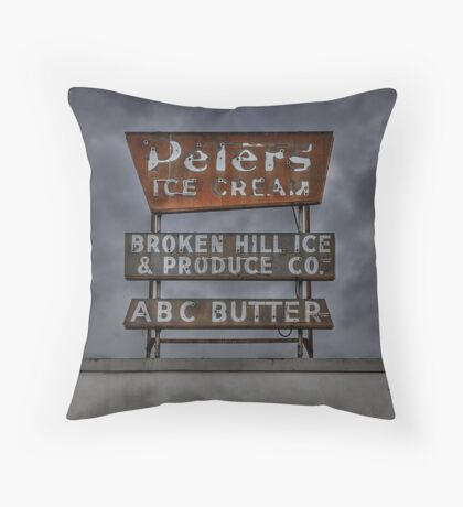Memories of Summers Past Throw Pillow