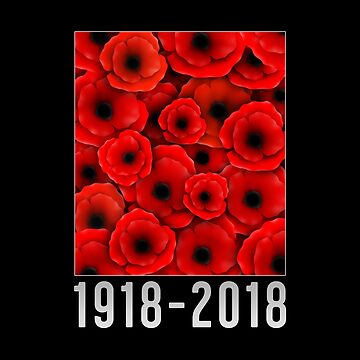 World War 1 Centenary Poster by MikePrittie