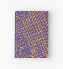 Loras Campus Map.Loras College Stationery Redbubble
