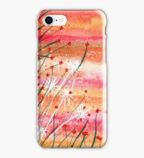 Afternoon in Tanya's Garden iPhone Case/Skin