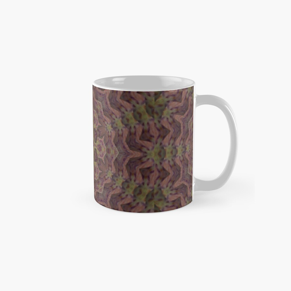 Alien Bacteria from the Black Lagoon of Space Mug
