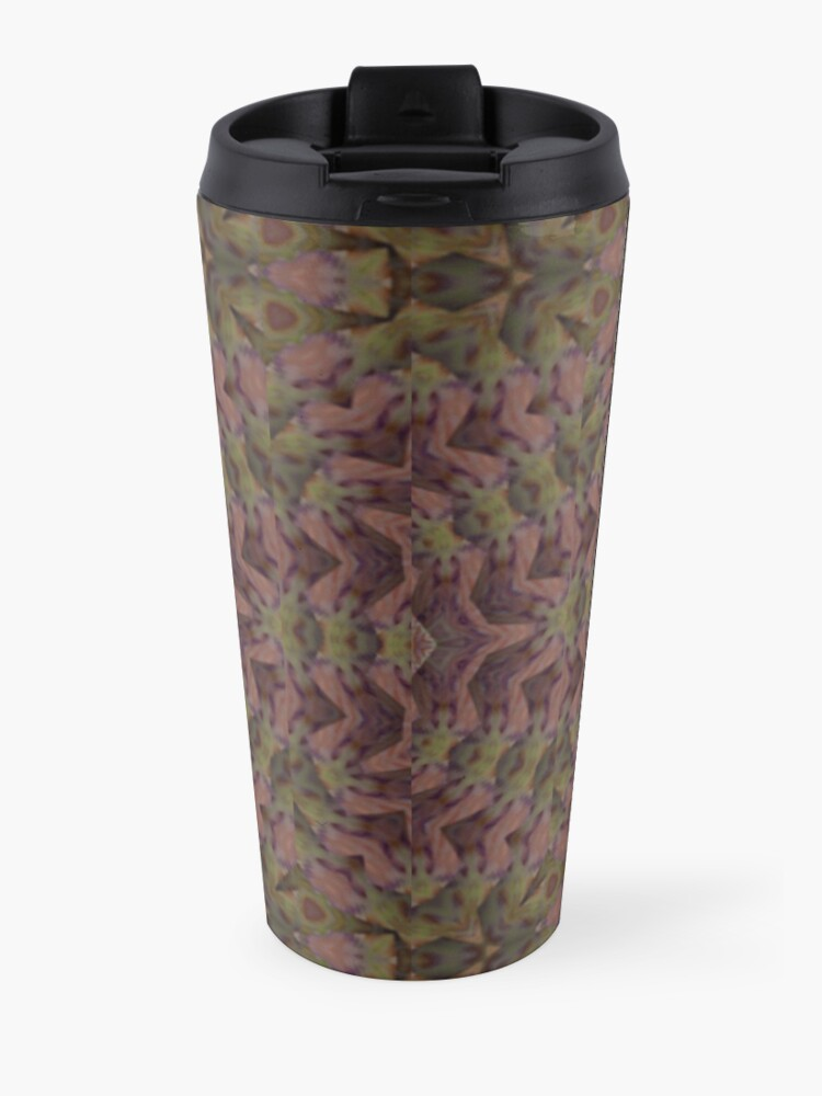 Alternate view of Alien Bacteria from the Black Lagoon of Space Travel Mug