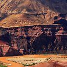 Grand Canyon Maker - Colorado River by Julia Washburn